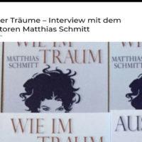 Im Paris der Träume – Interview mit Matthias Schmitt ist online!